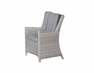 Sessel Almaty II passion willow/sand inkl. Polster